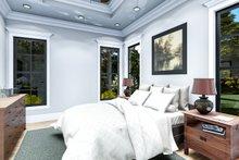 House Design - Cottage Interior - Master Bedroom Plan #406-9660