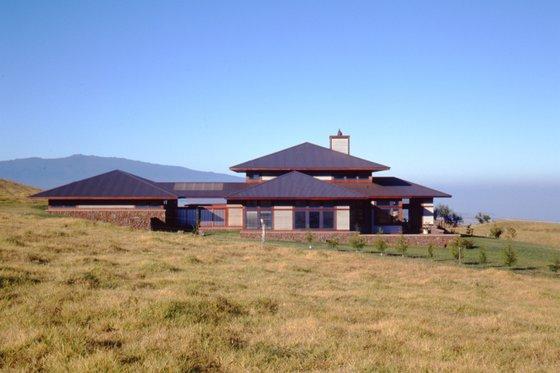 Prairie house