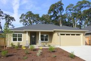 Ranch Style House Plan - 3 Beds 2 Baths 1859 Sq/Ft Plan #124-929