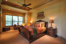 Prairie Interior - Master Bedroom Plan #80-211