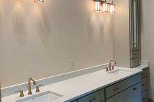 Craftsman Interior - Master Bathroom Plan #437-103