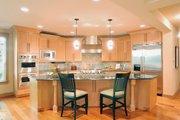 Craftsman Style House Plan - 4 Beds 3 Baths 4035 Sq/Ft Plan #132-160 Photo
