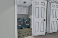 Traditional Interior - Laundry Plan #1060-37