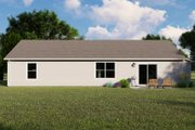 Craftsman Style House Plan - 3 Beds 3 Baths 1423 Sq/Ft Plan #1064-129