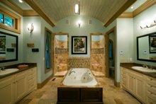 Dream House Plan - Farmhouse Interior - Master Bathroom Plan #54-390
