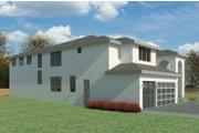 Mediterranean Style House Plan - 5 Beds 4.5 Baths 5145 Sq/Ft Plan #1066-108