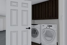 Traditional Interior - Laundry Plan #1060-62