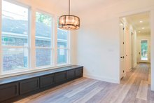 House Plan Design - Cottage Interior - Dining Room Plan #430-117