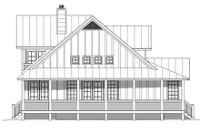 Dream House Plan - Cabin Exterior - Other Elevation Plan #932-49