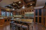 Craftsman Style House Plan - 4 Beds 4.5 Baths 4208 Sq/Ft Plan #892-3 Interior - Kitchen