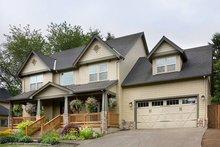 Farmhouse Exterior - Front Elevation Plan #48-105