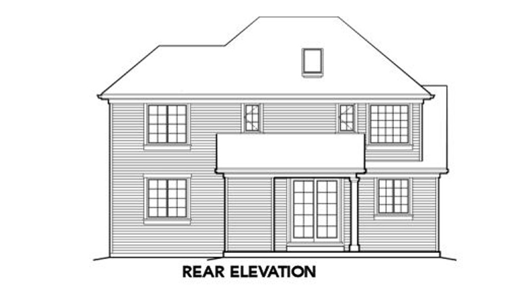 Craftsman style house plan 3 beds 3 baths 2122 sq ft for Tk homes floor plans