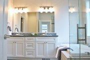 Craftsman Style House Plan - 3 Beds 2 Baths 1878 Sq/Ft Plan #1070-47 Interior - Master Bathroom