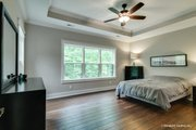Craftsman Style House Plan - 3 Beds 3 Baths 1819 Sq/Ft Plan #929-869 Interior - Master Bedroom