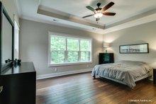 Craftsman Interior - Master Bedroom Plan #929-869