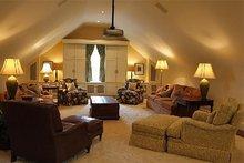 Colonial Interior - Bedroom Plan #137-155