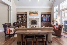 Dream House Plan - Craftsman Photo Plan #124-925