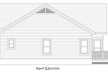 Architectural House Design - Country Exterior - Other Elevation Plan #932-396