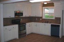 Ranch Interior - Kitchen Plan #430-12