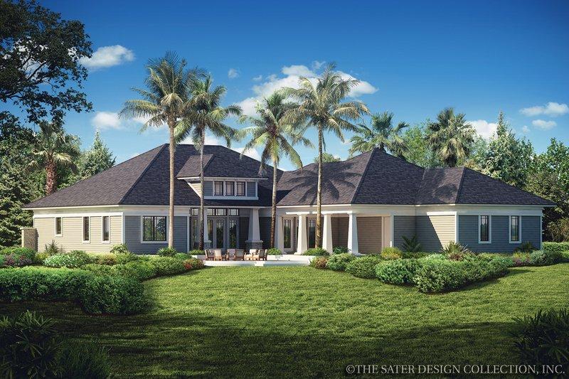 Bungalow Exterior - Other Elevation Plan #930-19 - Houseplans.com