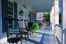 Dream House Plan - Colonial Photo Plan #137-219