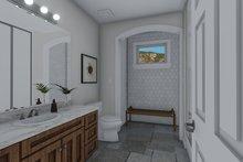 House Plan Design - Craftsman Interior - Master Bathroom Plan #1060-70