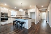 Ranch Style House Plan - 3 Beds 2 Baths 1829 Sq/Ft Plan #124-1186 Photo