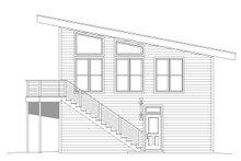 Modern Exterior - Other Elevation Plan #932-40