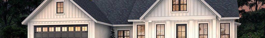 3 Bedroom House Plans, Floor Plans & Designs with Garage
