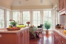 Architectural House Design - Kitchen - 3100 square foot Southern home