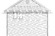 Craftsman Style House Plan - 2 Beds 1.5 Baths 1128 Sq/Ft Plan #18-320