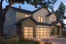 Dream House Plan - Craftsman Exterior - Other Elevation Plan #1066-114