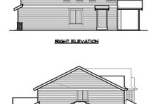 House Plan Design - Traditional Exterior - Other Elevation Plan #1066-61