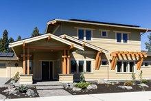 House Plan Design - Craftsman Exterior - Front Elevation Plan #895-83