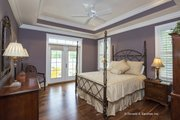 Ranch Style House Plan - 4 Beds 3 Baths 2494 Sq/Ft Plan #929-1005 Interior - Master Bedroom