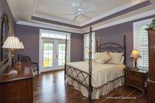 Architectural House Design - Ranch Interior - Master Bedroom Plan #929-1005