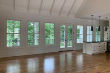 House Design - Craftsman Interior - Family Room Plan #437-112