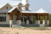 Country Style House Plan - 4 Beds 2.5 Baths 2184 Sq/Ft Plan #80-119