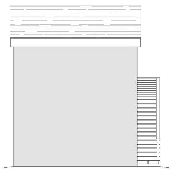 Contemporary Floor Plan - Other Floor Plan #932-50