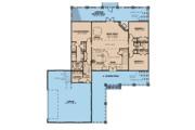 Farmhouse Style House Plan - 5 Beds 3 Baths 2860 Sq/Ft Plan #923-106 Floor Plan - Main Floor Plan