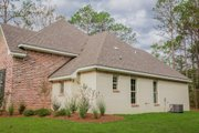 European Style House Plan - 4 Beds 2.5 Baths 2506 Sq/Ft Plan #430-103 Exterior - Other Elevation