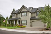 Craftsman Style House Plan - 4 Beds 2.5 Baths 2513 Sq/Ft Plan #48-262 Exterior - Front Elevation