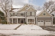 Traditional Style House Plan - 4 Beds 2.5 Baths 4279 Sq/Ft Plan #497-46