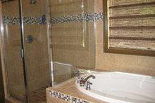 Craftsman Interior - Master Bathroom Plan #437-5