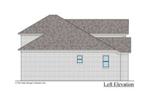 Architectural House Design - Traditional Exterior - Other Elevation Plan #930-498