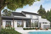 Farmhouse Style House Plan - 4 Beds 3.5 Baths 3164 Sq/Ft Plan #23-2691