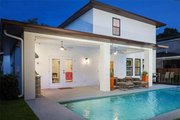 Contemporary Style House Plan - 4 Beds 3.5 Baths 3210 Sq/Ft Plan #1058-180