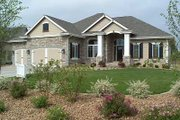 Traditional Style House Plan - 2 Beds 2 Baths 2049 Sq/Ft Plan #70-607 Photo