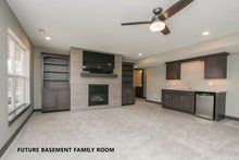 Dream House Plan - Future Basement Family Room