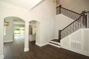 Mediterranean Style House Plan - 4 Beds 4 Baths 2693 Sq/Ft Plan #1058-147 Interior - Entry